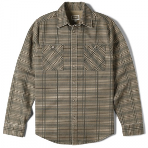 Altamont Refracted Long Sleeve Button Down Flannel