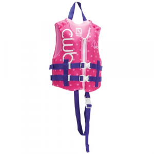CWB Child Neo CGA Wakeboard Vest Little Girls' 2016