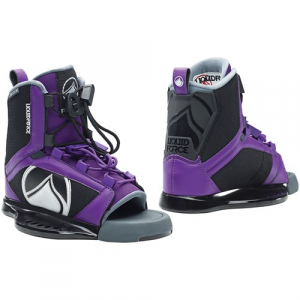 Liquid Force Plush Wakeboard Bindings Womens 2015