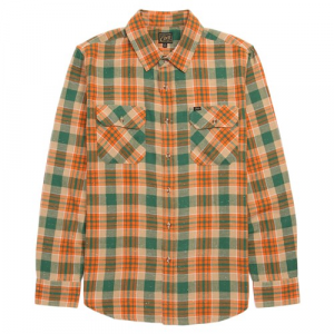 Obey Clothing Floyd Woven Button Down Shirt