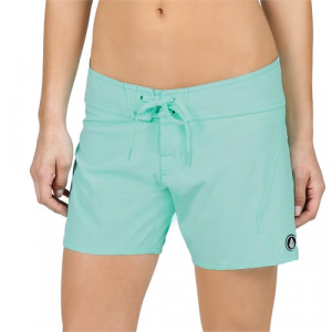 "Volcom Simply Solid 5"" Boardshorts Women's"