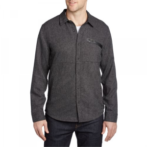 Ourcaste Moose Long Sleeve Button Down Shirt