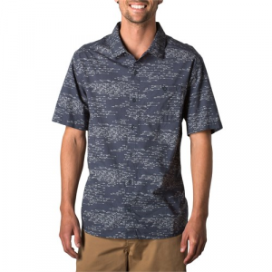 Toad & Co Fletch Print Short Sleeve Button Down Shirt