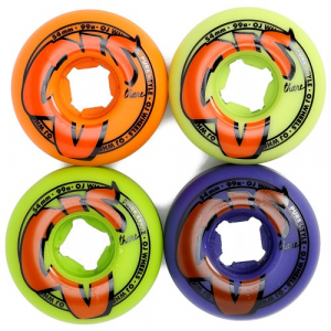 OJ Logo Family Mix Up 99a Skateboard Wheels