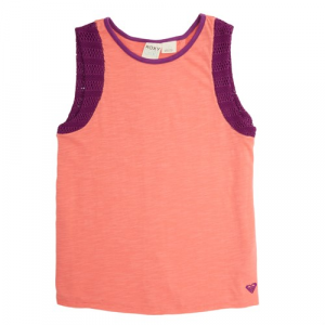 Roxy Cove Muscle Tank Top Ages 8 14 Big Girls