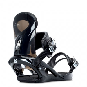 K2 Cassette Snowboard Bindings Women's 2016