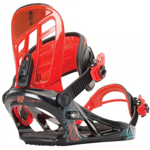 K2 Vandal Snowboard Bindings Boys' 2016