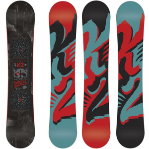 K2 Vandal Snowboard Big Boys 2016