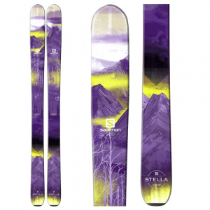 Salomon Q 103 Stella Skis Women's 2016