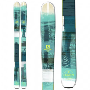 Salomon Q 96 Lumen Skis Women's 2016