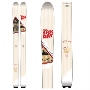 Line Skis Sick Day Tourist Skis 2016