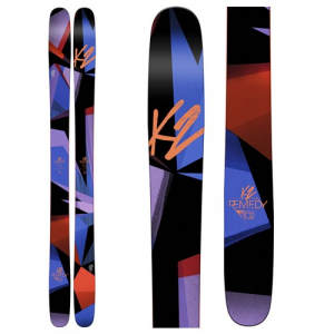 K2 Remedy 102 Skis Women's 2017