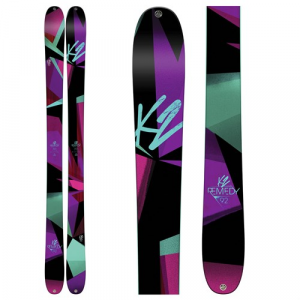 K2 Remedy 92 Skis Women's 2017