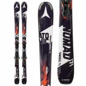 Atomic Nomad Smoke Ti Skis + XTO 12 Skis Bindings 2016
