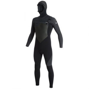 Quiksilver Syncro 5/4/3 GBS Hooded Chest Zip Wetsuit