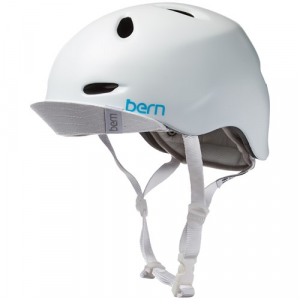 Bern Berkeley Summer Bike Helmet w/ Visor Women's
