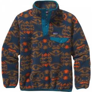 Patagonia Lightweight Synchilla Snap T Pullover Fleece Boys'