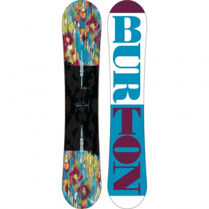 Burton Feelgood Flying V Snowboard Women's 2016