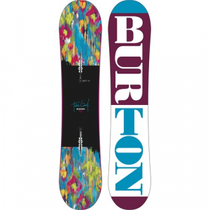 Burton Feelgood Smalls Snowboard Girls' 2016