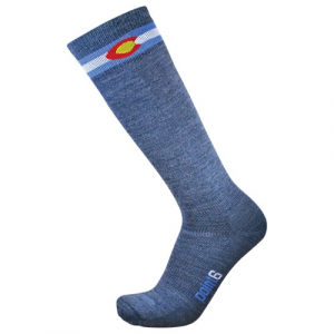 Point6 Colorado Sky High Ultra Light Ski Socks
