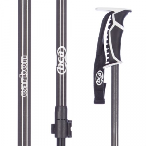 BCA Scepter Adjustable Carbon/Aluminum Ski Poles 2017