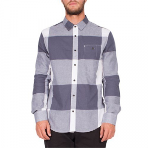 Ourcaste Wayne Long Sleeve Button Down Shirt
