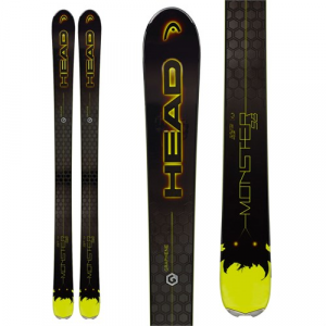 Head Monster 98 Ti Skis 2016