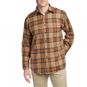 Pendleton Trail Long Sleeve Button Down Flannel