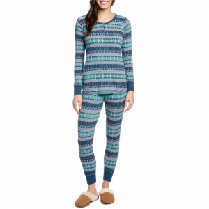 Woolrich Huckleberry Thermal Set Women's