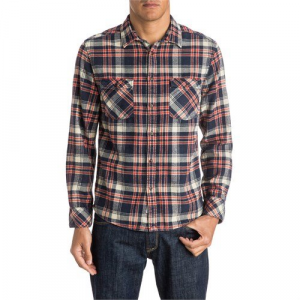Quiksilver Tangbeam Long Sleeve Button Down Flannel