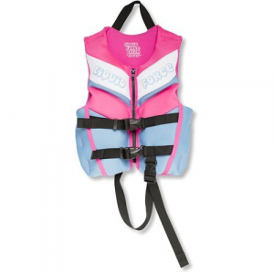 Liquid Force Dream Child CGA Wakeboard Vest Little Girls' 2016