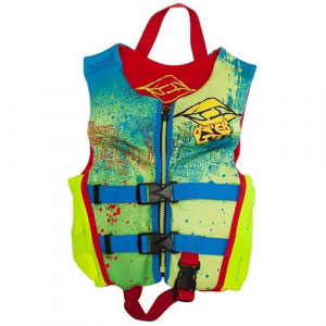 Hyperlite Child Indy CGA Wakeboard Vest Little Boys' 2016