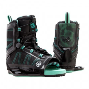 Hyperlite Syn OT Wakeboard Bindings Women's 2016