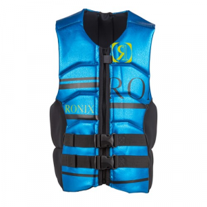 Ronix One Cable Front Zip Comp Wakeboard Vest 2016