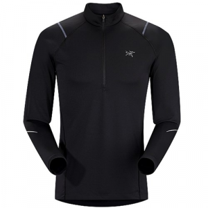 Arc'teryx Accelerator Zip Neck Long Sleeve Shirt