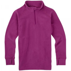 Burton 14 Zip Fleece Top Kids
