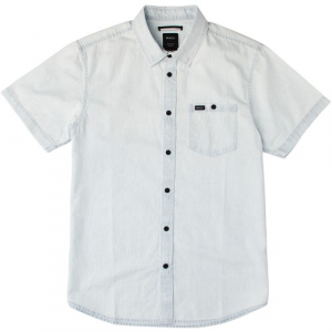 RVCA Cirrus SS Button Down Shirt
