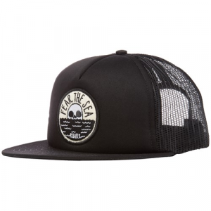 Roark Fear The Sea Mesh Snapback Hat