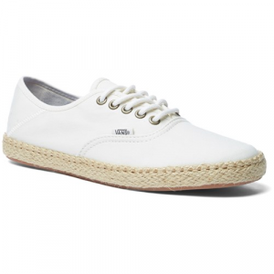 Vans Authentic Espadrille Shoes Women's
