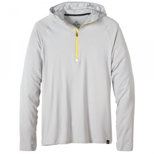 Prana Breaker Hooded 1/4 Zip Top