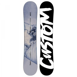 Burton Custom Twin Flying V Snowboard 2016