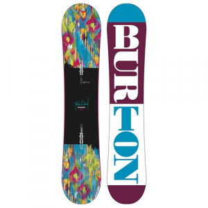 Burton Feelgood Smalls Snowboard Blem Girls' 2016