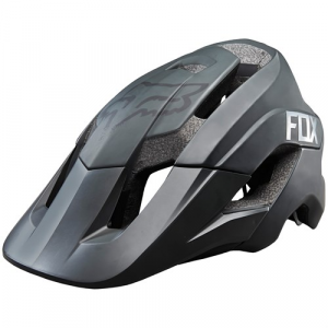 Fox Metah Matte Black Bike Helmet