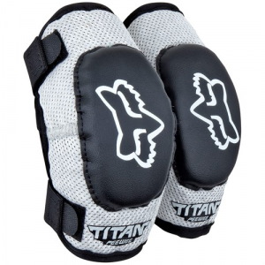 Fox Peewee Titan Elbow Guards Kids'