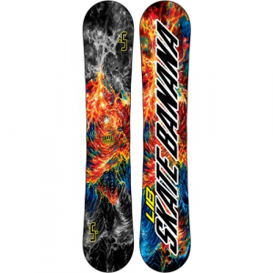 Lib Tech Skate Banana FundaMENTAL BTX Snowboard Blem 2016