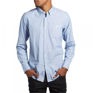 Obey Clothing Arden Long Sleeve Button Down Shirt