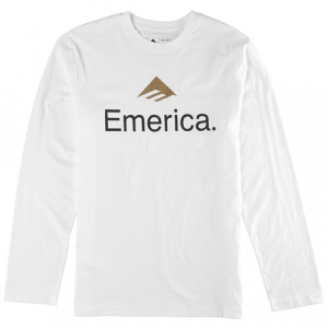 Emerica Skateboard Logo Long Sleeve T Shirt