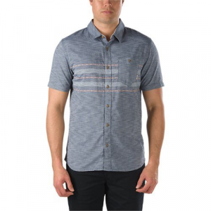 Vans Elliot Short Sleeve Button Down Shirt