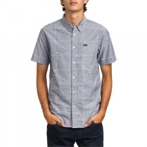 RVCA That'll Do Paisley S/S Button Down Shirt
