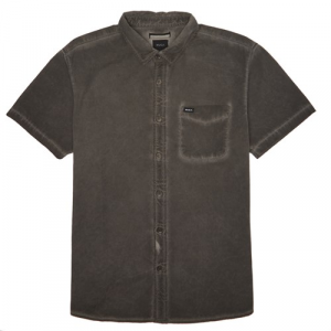 RVCA Cold Ones S/S Button Down Shirt